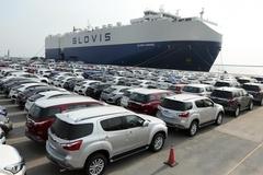 Xuất khẩu ô tô đang là phao cứu sinh của nền kinh tế Thái Lan