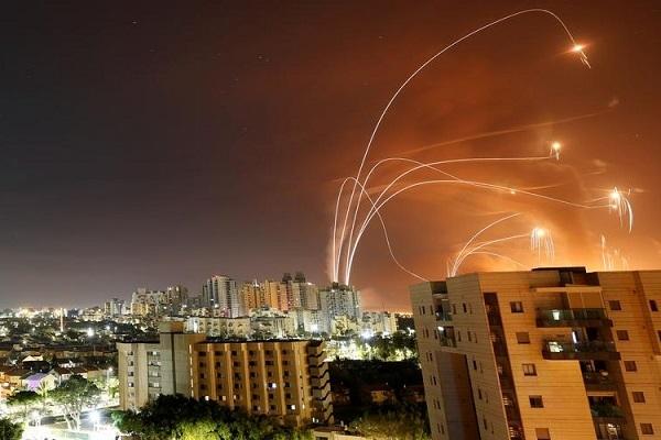 Lebanon nã tên lửa, Israel dập pháo đáp trả