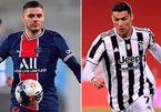 Ronaldo có thể đến PSG theo hợp đồng hoán đổi với Icardi