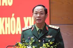 Thượng tướng Trần Quang Phương được giới thiệu để bầu Phó Chủ tịch Quốc hội