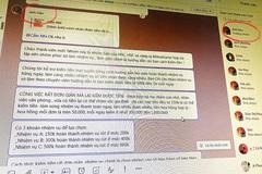 Lộ diện đường dây lừa 'kiếm tiền online': Điều khiển từ xa