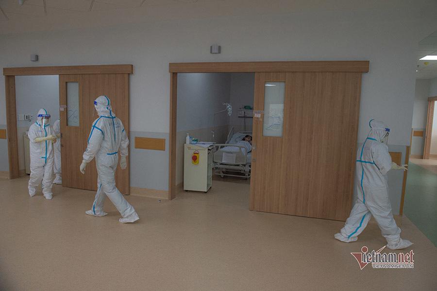 TP.HCM đề xuất kế hoạch điều trị bệnh nhân Covid-19 sau ngày 15/9