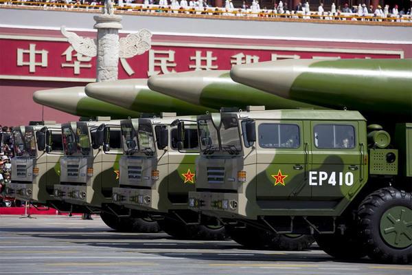 Cuộc đua vũ trang tên lửa ở châu Á vì căng thẳng Mỹ - Trung