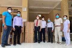 Tổng liên Hội thánh Tin lành Việt Nam tặng 50 máy cung cấp oxy cho các bệnh viện