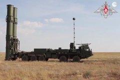 Xem 'rồng lửa' S-500 của Nga lần đầu khai hỏa