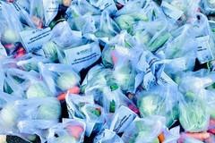 Lo mớ rau, cân gạo giúp sinh viên nghèo 'chống chọi' với dịch Covid-19