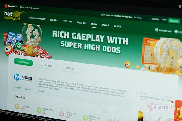 'Ma trận' tin nhắn rác quảng cáo cờ bạc, chỉ cách kiếm tiền online