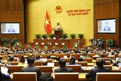 Kỳ họp thứ nhất Quốc hội khóa XV: Mở ra nhiệm kỳ mới đầy niềm tin, hy vọng