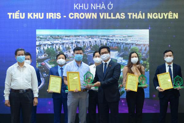 Dự án Thái Hưng Crown Villas - đô thị đáng sống hội tụ cộng đồng tinh hoa