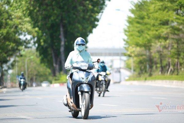 Dự báo thời tiết 21/7, Hà Nội ngày nắng, chiều có lúc mưa rào