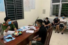Xử phạt 25 người trong quán bida ở Hà Nội dù đã có lệnh cấm