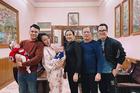 Cặp sinh đôi kháu khỉnh của Khắc Việt và vợ DJ nóng bỏng