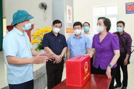 Bộ trưởng Nội vụ nêu 5 bài học kinh nghiệm quý báu từ cuộc bầu cử