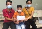 Em Bùi Quang Huy bị bệnh tim và u não được bạn đọc ủng hộ gần 100 triệu đồng