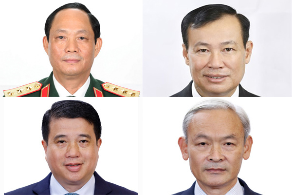 Những gương mặt mới trong Ủy ban Thường vụ của Quốc hội