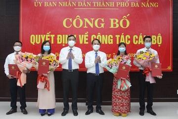 Đà Nẵng có nữ Phó Giám đốc Sở Thông tin-Truyền thông mới
