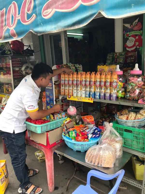 Doanh nghiệp tiên phong đưa thương hiệu quốc tế đến với người dùng Việt