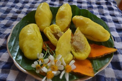 The taste of turmeric:Thai Binh'sbanh nghe