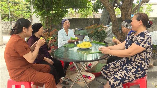 Thai Binh travel,Vietnamese food