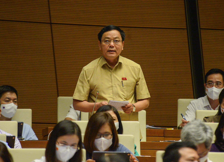 Đề nghị Quốc hội giám sát việc bổ nhiệm, điều động cán bộ