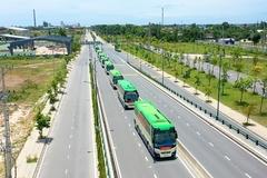 Quảng Nam đưa 10 xe vào TP.HCM đón 400 người dân về quê