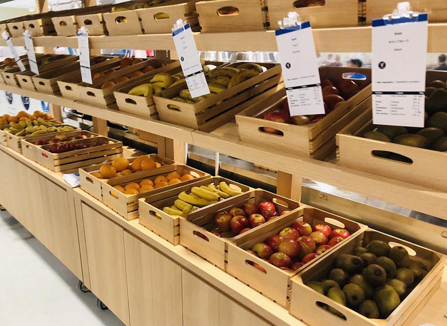 Ánh Viên, Hoàng Xuân Vinh có...700 món ăn mỗi ngày ở TVH Olympic