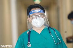 Bác sĩ F0 giấu vợ về chuyến công tác đặc biệt nhất cuộc đời