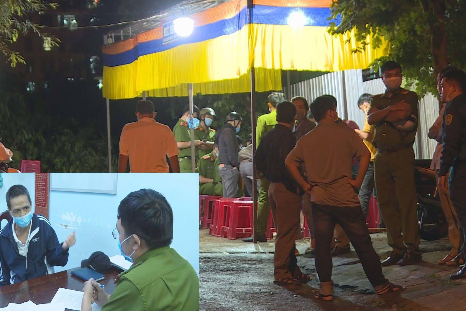 Người đàn ông bị hàng xóm sát hại dã man ở Đắk Lắk