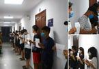 14 thanh niên tụ tập đua xe trái phép trong mùa dịch ở Hà Nội