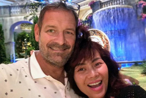 Ngọc Anh 3A phẫu thuật khối u, chồng Tây chăm sóc ân cần