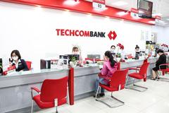 Techcombank công bố kết quả kinh doanh nửa đầu 2021 với nhiều con số ấn tượng