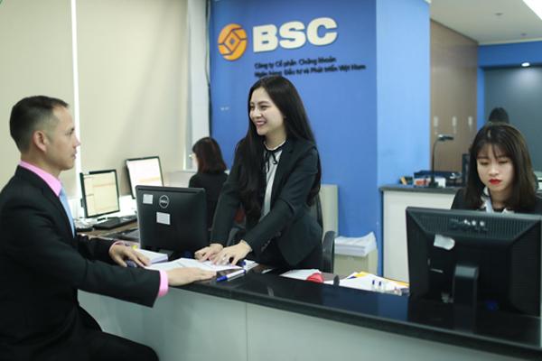 Chứng khoán BIDV hoàn thành vượt kế hoạch kinh doanh năm 2021