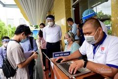 Người dân TP.HCM hài lòng với nền tảng quản lý tiêm chủng Covid-19