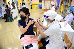 Nhật cung cấp cho Việt Nam thiết bị bảo quản vắc xin