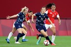Trực tiếp Anh 0-0 Úc: Chiến vì vé tứ kết Olympic (H1)