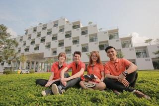 Sinh viên ĐH FPT học lớp tiếng Anh 'xuyên biên giới'