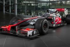 Xe đua F1 của McLaren có giá 6,6 triệu USD