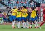 Nữ Brazil nhấn chìm Trung Quốc trận ra quân Olympic Tokyo