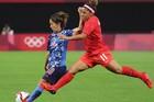 Nữ Nhật Bản thoát thua Canada trận ra quân Olympic