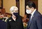 Thứ trưởng Ngoại giao Mỹ sắp công du Trung Quốc