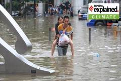 Lý do thành phố Trung Quốc hứng chịu lũ 'nghìn năm có một'