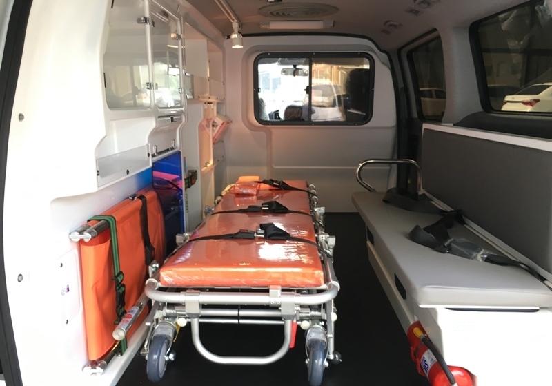 Những mẫu xe cứu thương phổ biến ở Việt Nam, đắt nhất giá 4,2 tỷ đồng