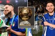 Jorginho xứng đáng giành Quả bóng vàng hơn Messi