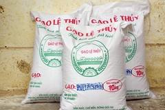 Thương hiệu gạo Lệ Thủy nâng tầm hàng Việt