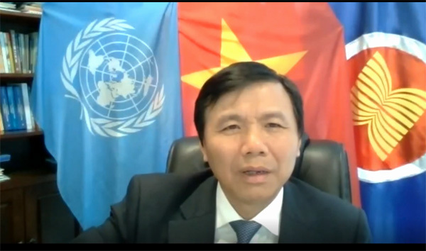 Vietnam chairs meeting of Group of Friends on 1982 UNCLOS