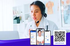 Bác sĩ Hà Nội khám bệnh trực tuyến miễn phí cho nhân dân vùng dịch phía Nam