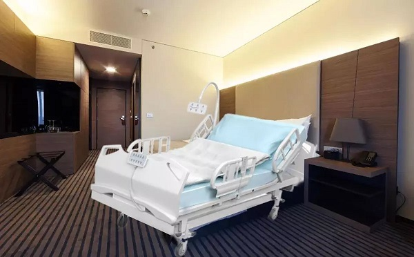 Turning hotels into hospitals for Covid-19 patients