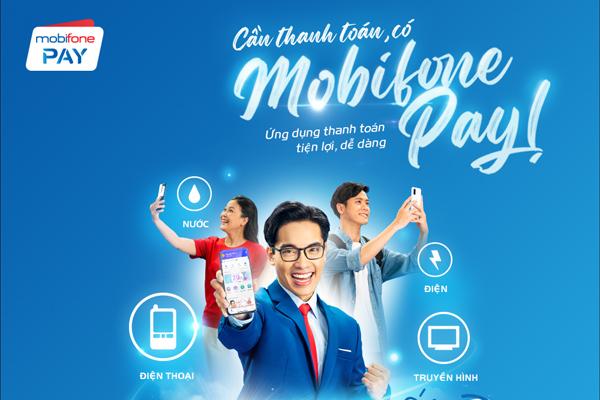 Nạp thẻ mùa giãn cách nhận khuyến mại lớn từ ví MobiFone Pay