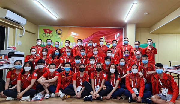 No time to rest for VN Olympic hopefuls