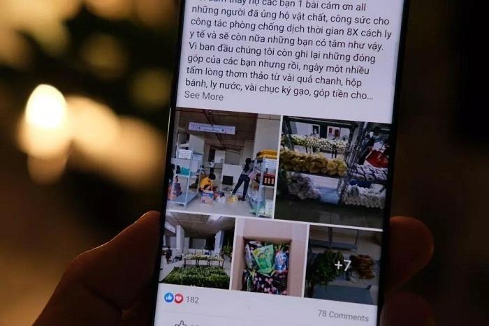 Social networks,Covid-19 news,Facebook
